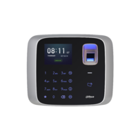 Dahua ASA2212A Standalone Time Attendance Biometric Fingerprint Reader with 1.3 MP Camera