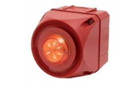 LED beacon and Buzzer