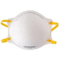 Draper FFP1 Moulded Dust/Mist Mask Pack of 10