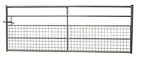 3m Metal Field Gate Half Mesh 5 Rail