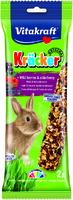 Vitakraft Rabbit Wild Berries & Elderberry Kracker 112g x 5