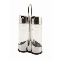 Oil & Vinegar Set With Stand Bottle Capacity 175ml