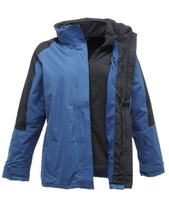 Regatta TRA132 DEFENDER III Waterproof 3-IN-1 Ladies Jacket