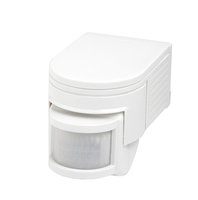 Robus 180° External Motion Detector White