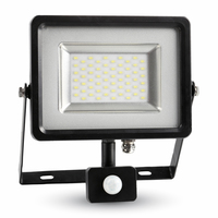 V-TAC 5702 LED Floodlight 50w with PIR
