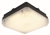 ANSELL 14W ASTRO 4000K LED BLACK/VISILUXE M3 & PC