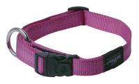 "Rogz Utility Pink Large (Fanbelt) Side Release Adjustable Collar 13"" - 22"" x 1"