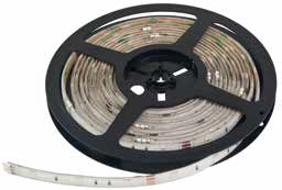 LED 5MTR Cool White Flexi-Strip and Driver 24W  IP20