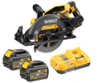Dewalt DCS577T2 54V XR Flexvolt High Torque Circular Saw