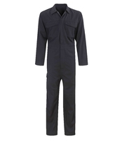 Xenon Flame Retardant Anti Static Coverall Boilersuit Navy