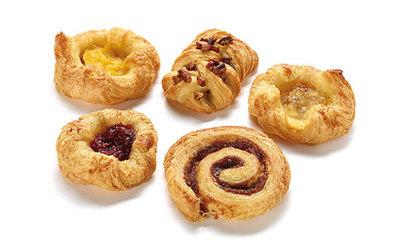 Frozen Mini Danish Pastry