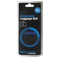 Korbond Travel Adjustable Luggage Belt