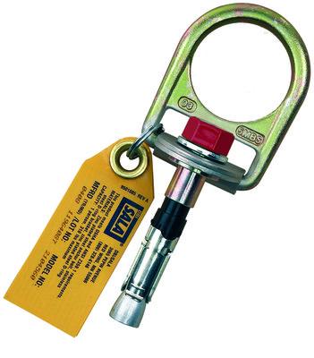 Concrete D-Ring Anchor (6 per pack)