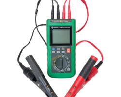 You know the situation: you need to determine the length of a cable and the only possibilities you have are to either tediously unwind the cable or to count the number of cable rings. We now have the perfect assistant for you from Greenlee whenever you are confronted with this situation!