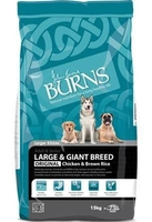 Burns Large & Giant Breed Dog - Chicken & Brown Rice 2kg