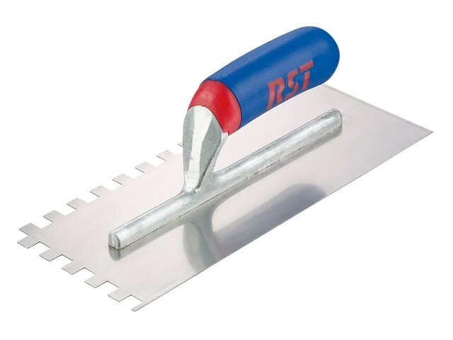 RTR8002 SOFT TOUCH 6MM NOTCH TROWEL