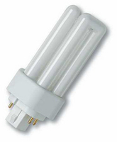 Fluorescent 4 Pin Triple Biax Lamp