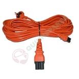 3 Core Orange Cable 15m 1.5mm