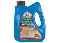 Doff Path, Patio & Decking Cleaner Super Concentrate 2.5lt