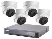 Hikvision 5MP Turbo CCTV Camera Kit