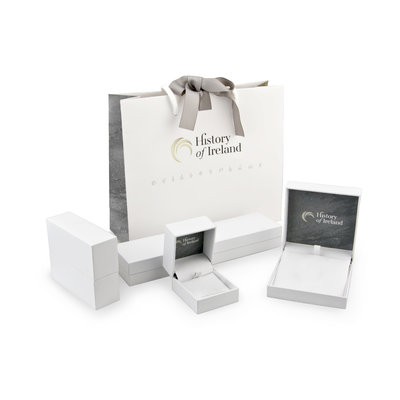 gift packaging for History of Ireland collection