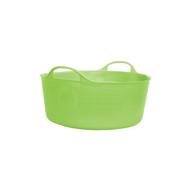 Red Gorilla Tub Pistachio Small Shallow 15L