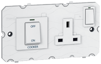Arteor Cooker Control Unit - White  | LV0501.2414