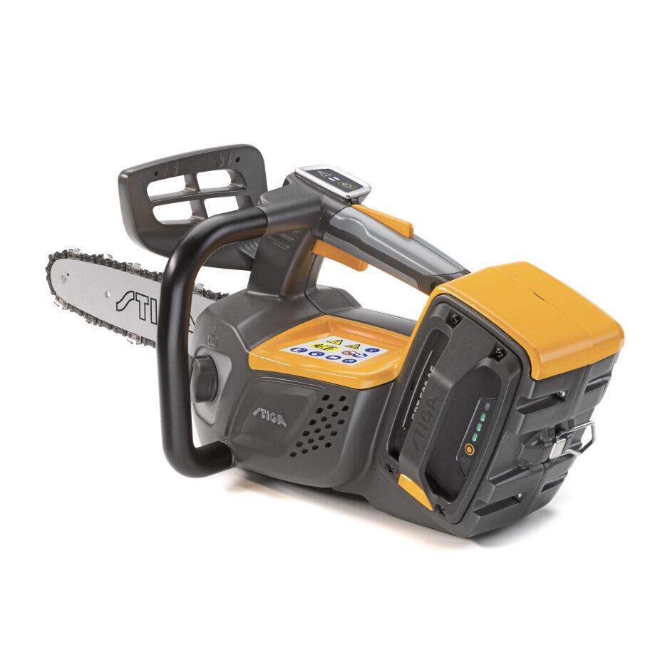 "STIGA SPR 500 AE (12)"" cordless chainsaw"