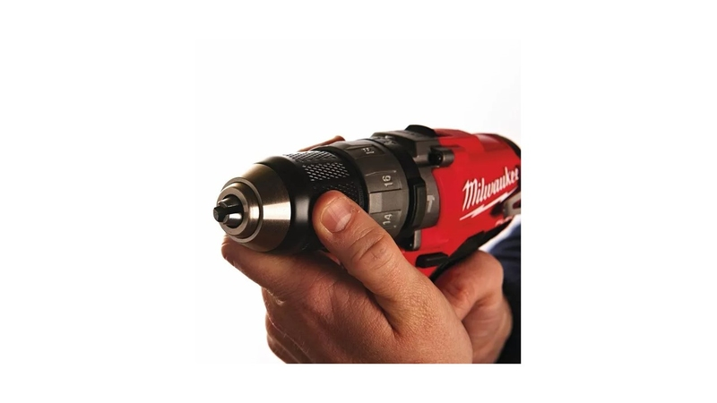 MILWAUKEE M12CPD 202C FUELTM COMPACT 2 SPEED PERCUSSION DRILL