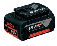 Bosch GBA 5.0 Ah CoolPack  18 V Battery
