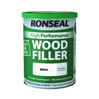 Ronseal High Performance Wood Filler 1kg White
