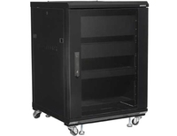 Sanus 15U Rack with Shelves & Blanks CFR2115-