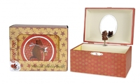 Musical Jewellery Box Max (P/Sng Units of 4