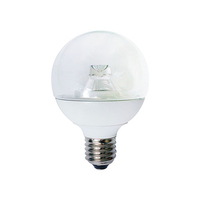 BELL 7W LED G80 Globe Clear Lamp ES