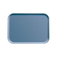 Fast Food Tray Blue 355mm x 255mm