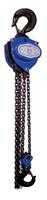 Tralift Manual Chain Block Silver Chain | 20000 Kg WLL