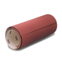115 X 1 MTR RED 60 GRIT SANDPAPER