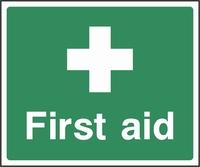 First Aid Sign FAID0012-0559