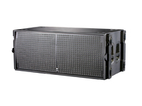 D.A.S Audio LX-218CA | Powered high performance subwoofer system