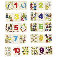 Puzzle Learn to Count & Match