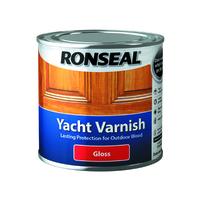 Ronseal Yacht Varnish 250ml Gloss