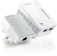 TP-Link AV600 Powerline Kit Wifi TL-WPA4220KI