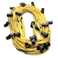 110V FESTOON HARNESS 3MT BC 100MT