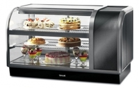 Lincat C6R/130BL Chilled Curved Display Back Service LH Comp
