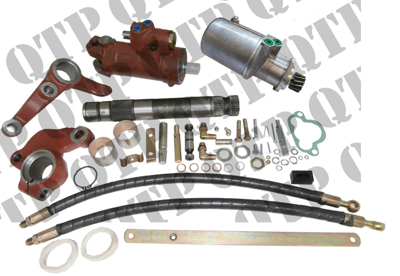 Power Steering Kit 165 185 - Big Engine c/o 203 Pump ** 1829457 has