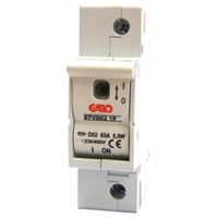 63AMP SINGLE POLE SWITCH FUSE