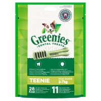 Greenies Original Dental Treats - Teenie 85g x 1