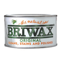Briwax Original 400gm Antique Brown