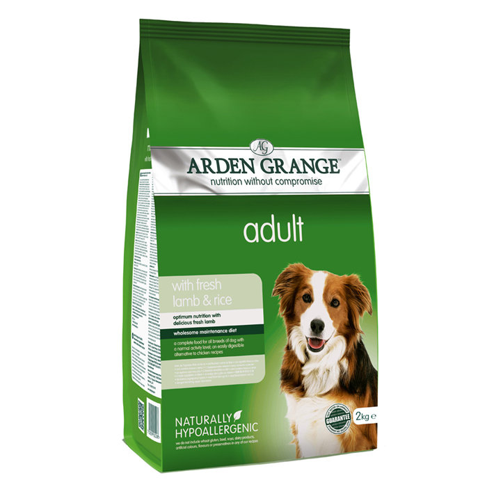 Arden Grange Adult – with fresh lamb & rice