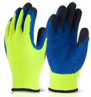 Latex THERMO-STAR Fully Dipped Glove